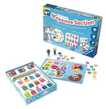 Mes jeux de moyenne section Jeux de société;Jeux enfants - Image 3 - Ravensburger