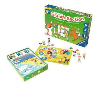 Mes jeux de grande section Jeux;Jeux pour enfants - Image 3 - Ravensburger