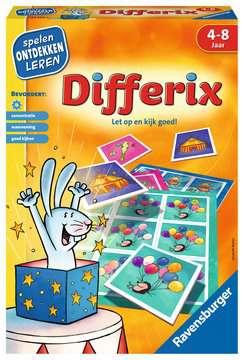 Differix Spellen;Speel- en leerspellen - image 1 - Ravensburger