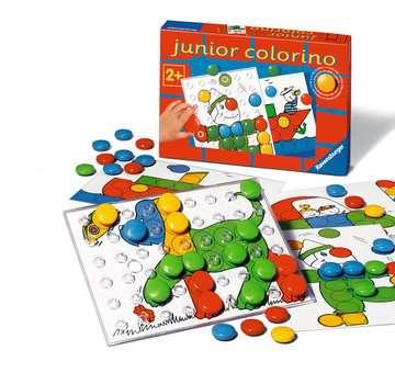 Junior Colorino Games;Children's Games - image 2 - Ravensburger