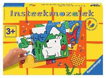 Insteekmozaïek Spellen;Speel- en leerspellen - image 1 - Ravensburger