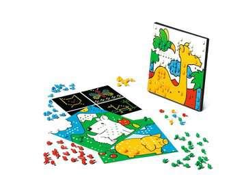 Insteekmozaïek Spellen;Speel- en leerspellen - image 3 - Ravensburger