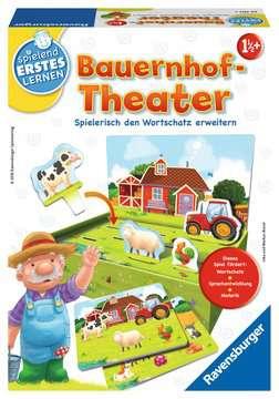 Bauernhof-Theater Lernen und Fördern;Lernspiele - Bild 1 - Ravensburger