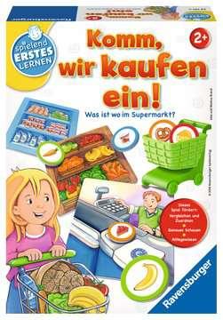 Komm, wir kaufen ein! Lernen und Fördern;Lernspiele - Bild 1 - Ravensburger