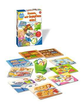Komm, wir kaufen ein! Lernen und Fördern;Lernspiele - Bild 3 - Ravensburger