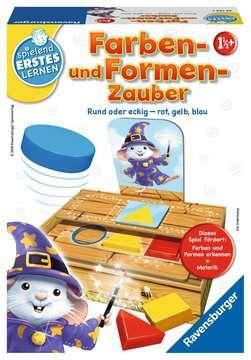 Farben- und Formen-Zauber Lernen und Fördern;Lernspiele - Bild 1 - Ravensburger