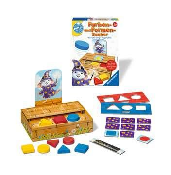 24723 Lernspiele Farben- und Formen-Zauber von Ravensburger 2