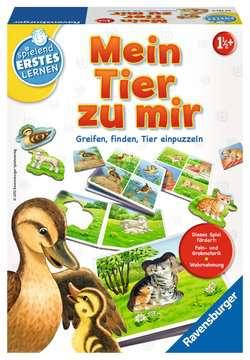 Mein Tier zu mir Lernen und Fördern;Lernspiele - Bild 1 - Ravensburger