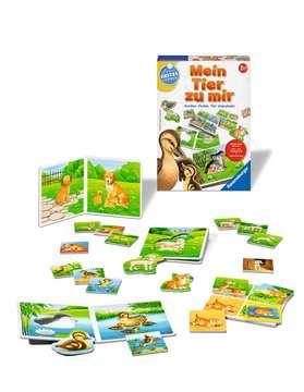 24731 Kinderspiele Mein Tier zu mir von Ravensburger 2