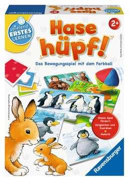 Hase hüpf! Lernen und Fördern;Lernspiele - Bild 1 - Ravensburger