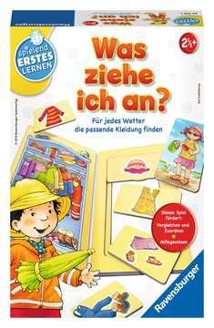 24736 Kinderspiele Was ziehe ich an? von Ravensburger 1