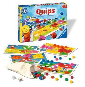 Quips Lernen und Fördern;Lernspiele - Bild 3 - Ravensburger