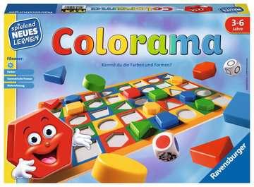 24921 Kinderspiele Colorama von Ravensburger 1
