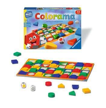 Colorama Lernen und Fördern;Lernspiele - Bild 2 - Ravensburger