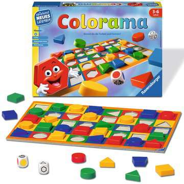 24921 Kinderspiele Colorama von Ravensburger 3