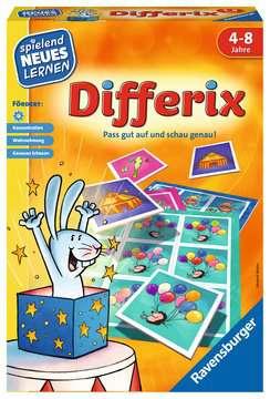 Differix Lernen und Fördern;Lernspiele - Bild 1 - Ravensburger
