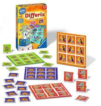 24930 Kinderspiele Differix von Ravensburger 2