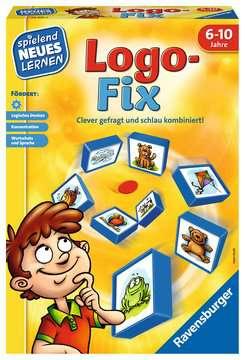 Logo-Fix Lernen und Fördern;Lernspiele - Bild 1 - Ravensburger