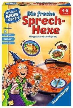 24944 Kinderspiele Die freche Sprech-Hexe von Ravensburger 1