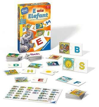 24951 Kinderspiele E wie Elefant von Ravensburger 2