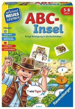 24952 Kinderspiele ABC-Insel von Ravensburger 1