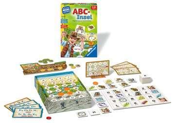 24952 Kinderspiele ABC-Insel von Ravensburger 2