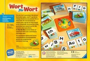 Wort für Wort Lernen und Fördern;Lernspiele - Bild 2 - Ravensburger