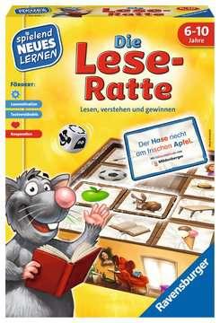 24956 Kinderspiele Die Lese-Ratte von Ravensburger 1