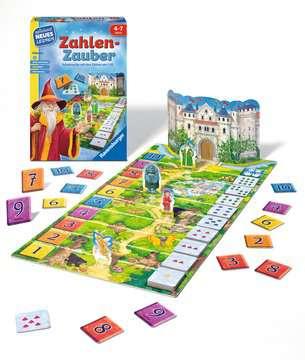 24964 Kinderspiele Zahlen-Zauber von Ravensburger 2