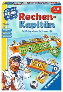 24972 Kinderspiele Rechen-Kapitän von Ravensburger 1