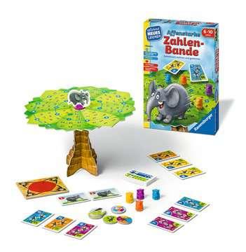 24973 Kinderspiele Affenstarke Zahlen-Bande von Ravensburger 2