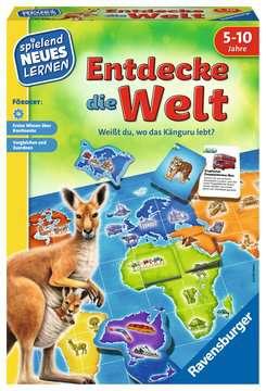 24990 Kinderspiele Entdecke die Welt von Ravensburger 1