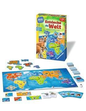 24990 Kinderspiele Entdecke die Welt von Ravensburger 2