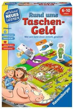 Rund ums Taschengeld Lernen und Fördern;Lernspiele - Bild 1 - Ravensburger