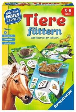 Tiere füttern Lernen und Fördern;Lernspiele - Bild 1 - Ravensburger