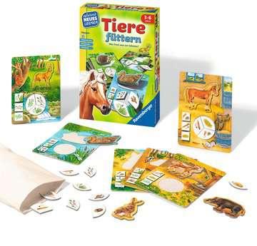 Tiere füttern Lernen und Fördern;Lernspiele - Bild 2 - Ravensburger