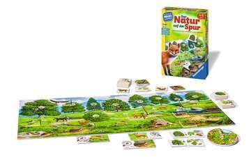 Der Natur auf der Spur Lernen und Fördern;Lernspiele - Bild 2 - Ravensburger