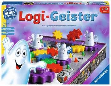 25042 Kinderspiele Logi-Geister von Ravensburger 1
