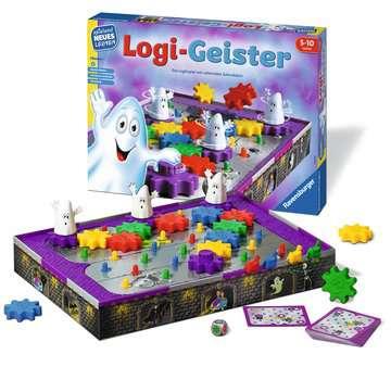 25042 Kinderspiele Logi-Geister von Ravensburger 2