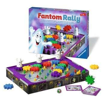 Fantom Rally Spil;Pædagogiske spil - Billede 2 - Ravensburger