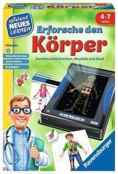 25048 Kinderspiele Erforsche den Körper von Ravensburger 1