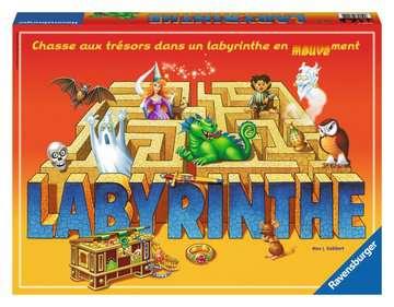 Labyrinthe Jeux;Jeux pour la famille - Image 1 - Ravensburger