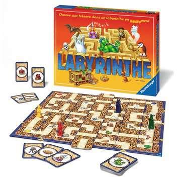 Labyrinthe Jeux;Jeux pour la famille - Image 3 - Ravensburger