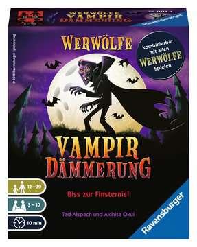 Werwölfe Vampirdämmerung Spiele;Erwachsenenspiele - Bild 1 - Ravensburger