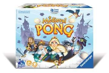 Medieval Pong Jeux de société;Jeux d ambiance - Image 1 - Ravensburger