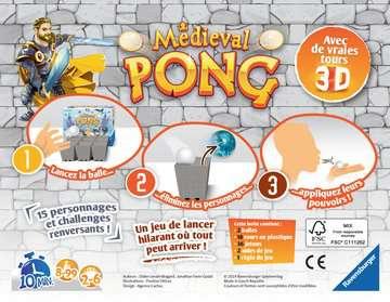 Medieval pong Jeux de société;Jeux d ambiance - Image 2 - Ravensburger