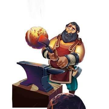Medieval pong Jeux de société;Jeux d ambiance - Image 3 - Ravensburger