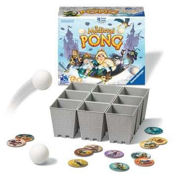 Medieval pong Jeux de société;Jeux d ambiance - Image 13 - Ravensburger