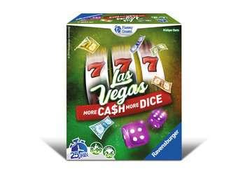 Las Vegas - More ca$h more dice Jeux de société;Jeux d ambiance - Image 1 - Ravensburger