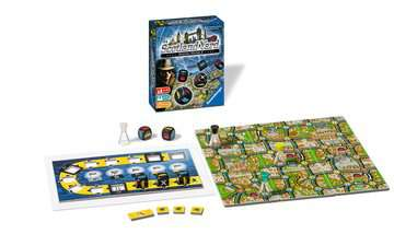 26010 Familienspiele Scotland Yard - Das Würfelspiel von Ravensburger 2